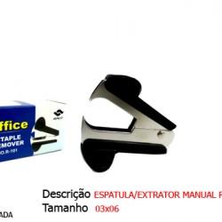 EXTRATOR P/ GRAMPOS TAM:6X3.5X3.5